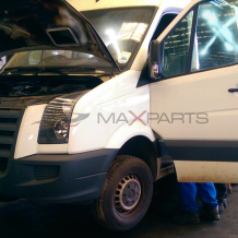 VW CRAFTER 2.5 D 136 Hp