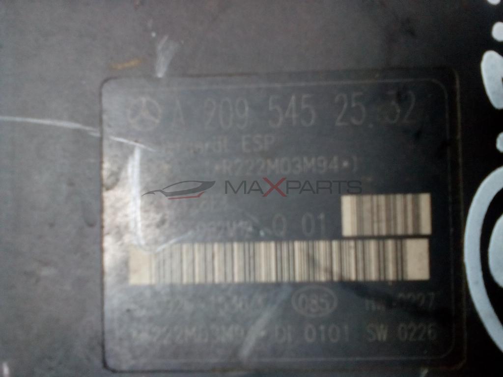 MERCEDES BENZ C CL 203 220 CDI 143 Hp