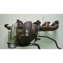 Турбо компресор за VOLVO S80  2.4 D5  8653122  GT2052V 723167 3847392  8653146