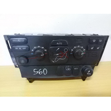 VOLVO S 60 2005 Heater Climate Controls