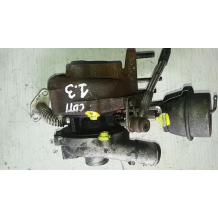 Турбо компресор за OPEL Astra H 1.3 CDTi 90HP 55197838  54359700015