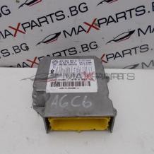 Централа AIRBAG за Audi A6 C6 4F SRS Control Module 4F0959655B 4F0910655E 5WK43416