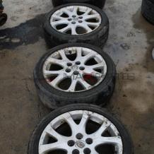 Алуминиеви джанти и гуми за MAZDA  225/45 R18