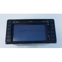 Navigation System TOYOTA HILUX 2014 86113-60V860 PZ445-00333-01