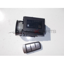 Гълтач и ключ за VW PASSAT 6 3C0905834R