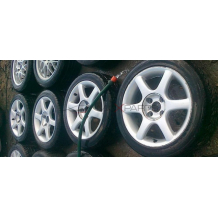 FORD PUMA  16'' ALUMINUM WHEELS