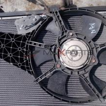 Перка охлаждане за NISSAN NAVARA 2.5 DCI Radiator fan