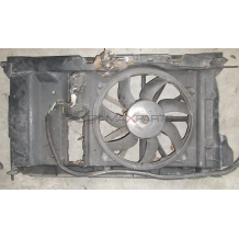 Перка охлаждане за PEUGEOT 307 1.6 HDI 90 HPi