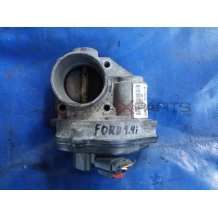 Дроселова клапа за FORD FOCUS 2S6U-9E927-C THROTTLE BODY  2S6U9E927C