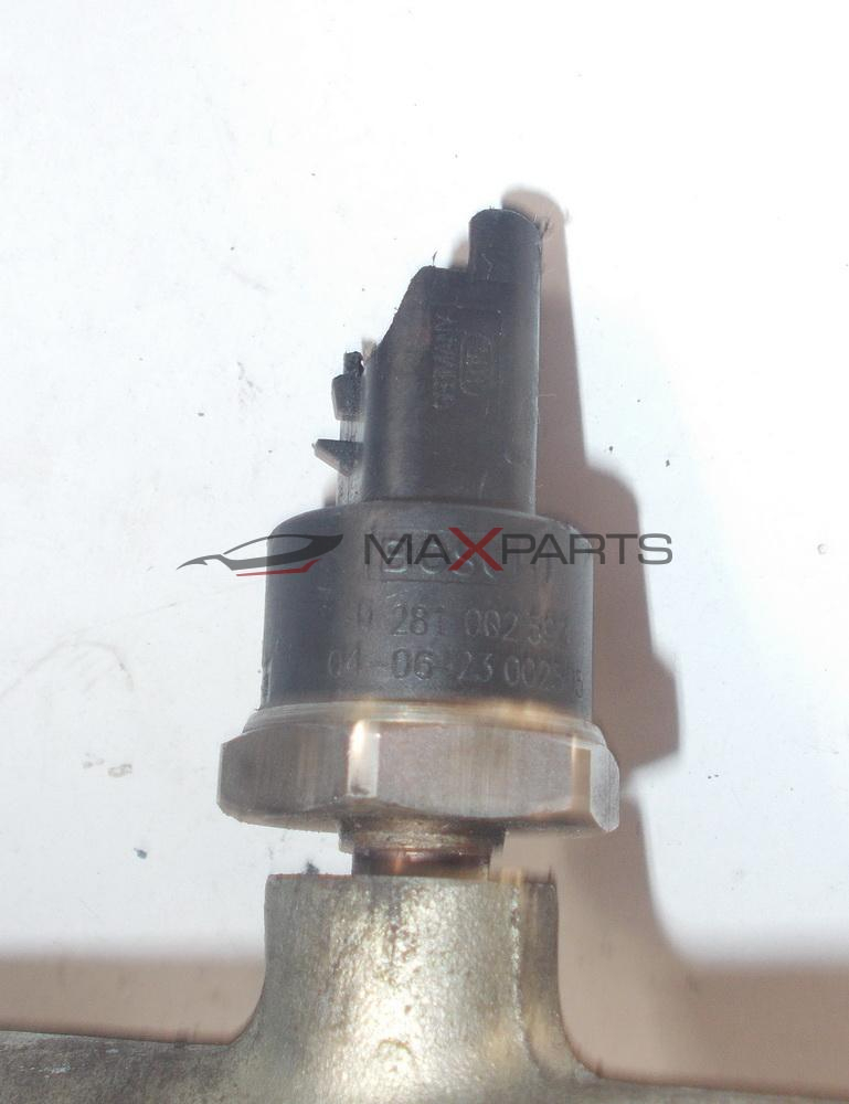 Датчик налягане на гориво за PEUGEOT 407 2.0 HDI  0281002592  0 281 002 592