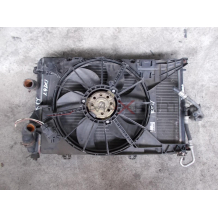 Перка охлаждане за RENAULT SCENIC RX4 1.9 DCI