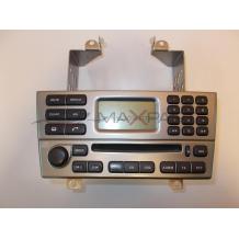 X TAPE  RADIO CD ALPINE  9X43-18B876-CB