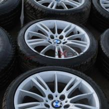 Алуминиеви джанти и гуми за BMW 255/35R18 - 8.5Jx18 2бр. и  2бр. 8Jx18