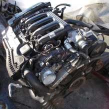 Двигател за BMW E60 3.0D M57D30 306D3 ENGINE