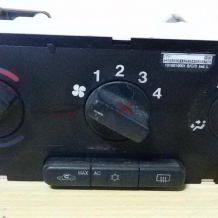 ASTRA G 2002 Heater Climate Controls