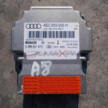 Централа AIRBAG за AUDI A8 AIRBAG CONTROL MODULE 4E0959655H 0286001672