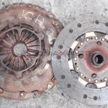 Феродов и притискателен диск за PEUGEOT 407 2.0 HDI 136HP Friction disk & presure plate