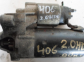 Стартер за PEUGEOT 406 2.0 HDI 90HP