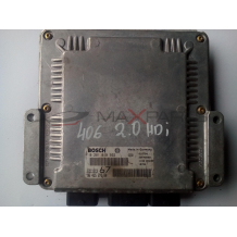 Компютър за Peugeot 406 2.0 HDi Engine  ECU 0281010593 9643527380 Bosch