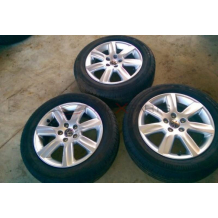 POLO  15'' ALUMINUM WHEELS