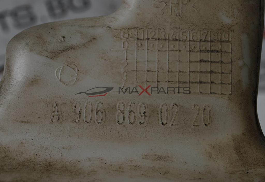 Казанче чистачки за MERCEDES SPRINTER  W906    A906 869 02 20
