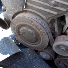 Шайба колянов вал за Mazda 6 2.0D CRANKSHAFT PULLEY