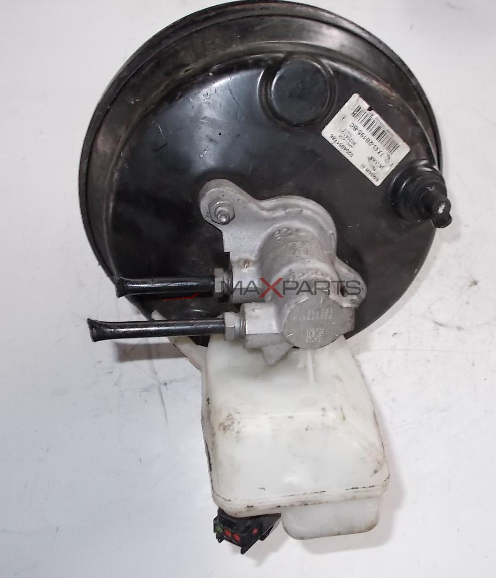 Серво усилвател за JAGAUR X-TYPE BRAKE SERVO  7X43-2B195-BC  0204051786