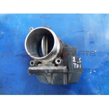 Дроселова клапа за VW TRANSPORTER T5 2.5 TDI R5 THROTTLE BODY  A2C53249826   076128063A   076 128 063 A