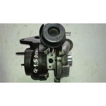 Турбо компресор за NISSAN QASHQAI 1.5 DCI MB50167168 00347  54399700070  7711368560   8200405203
