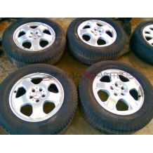 ML 163    255/60/17  Final Edition ALUMINUM WHEELS