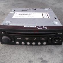 Радио CD player за CITROEN C4 9660646877