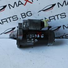 Стартер за MAZDA 6 2.2D            M001T30771