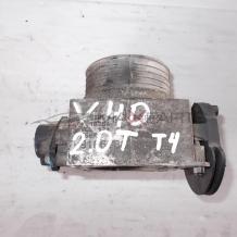Дроселова клапа за VOLVO V40/S40 1.9 TURBO T4  THROTTLE BODY 9186780