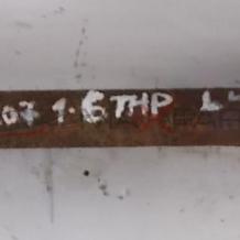 PEUGEOT 207 1.6 THP   LEFT DRIVESHAFT