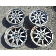 BMW E36  15'' ALUMINUM WHEELS