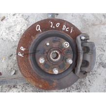 NISSAN QASHQAI 2.0 dCI 150 Hp  R brake disk
