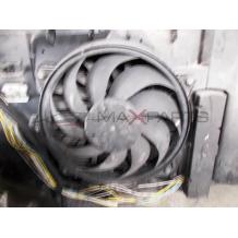 Перка охлаждане за PEUGEOT 807 2.0 16V