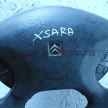 XSARA PICASSO 2001 STEERING WHEEL AIRBAG