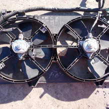 Перки охлаждане за MAZDA 6 2.0D Radiator fans