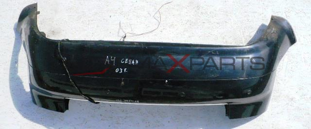 ЗАДНА БРОНЯ ЗА  AUDI A 4 2003 SEDAN