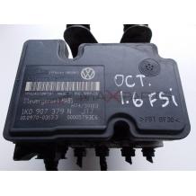 ABS модул за SKODA OCTAVIA 1.6 FSI ABS PUMP 1K0907379N  1K0614117F   10.0970-0313.3   10.0207-0034.4