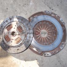 Феродов и притискателен диск за TOYOTA COROLLA 1.4 VVT-i Friction disk & presure plate