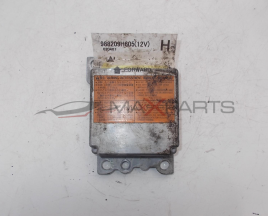 Централа airbag за NISSAN X-TRAIL AIRBAG CONTROL MODULE 988209H605