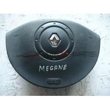 MEGANE 2004 STEERING WHEEL AIRBAG