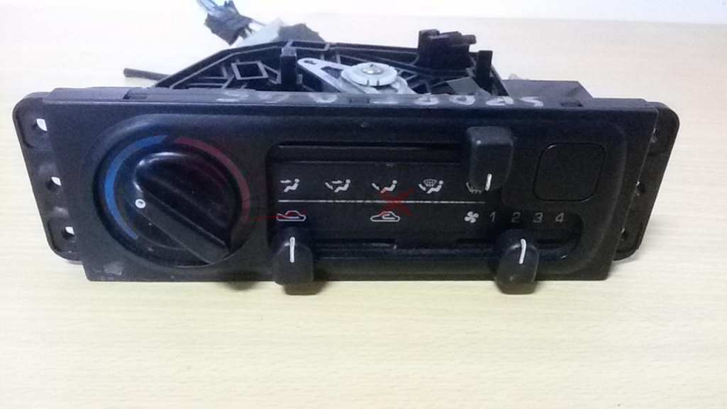 SPORTAGE 2001 Heater Climate Controls