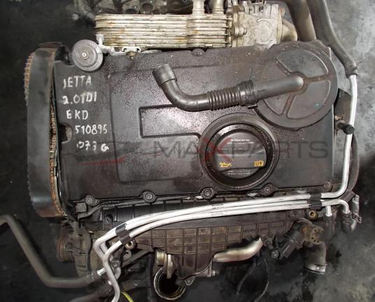 VW JETTA 2.0 TDI 16V  BKD
