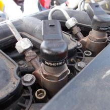 Дюза за FORD C-MAX 2.0 TDCI 136HP FUEL INJECTOR 9657144580   5WS40156-Z