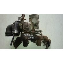 Турбо компресор за NISSAN PRIMERA 2.0 TD 144112J620  14411-2J620  452215-2