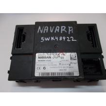 Комфорд модул за NISSAN NAVARA COMFORT CONTROL MODULE 5WK48922  284B2EB DB01752