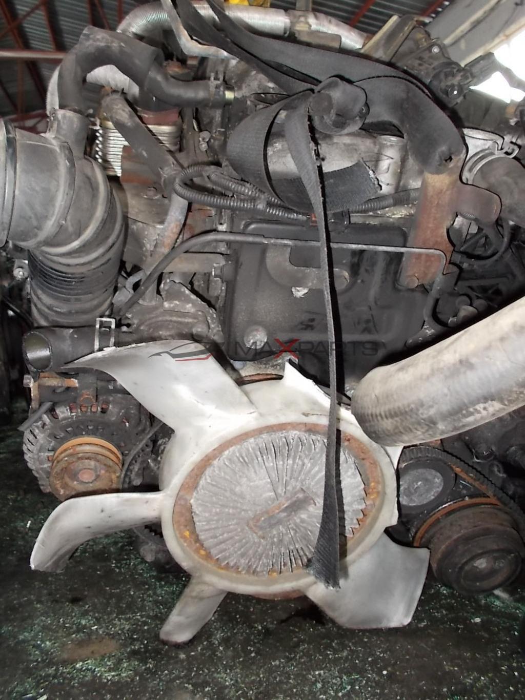 Двигател за MITSUBIHI PAJERO 3.2 DID  4M41 ENGINE